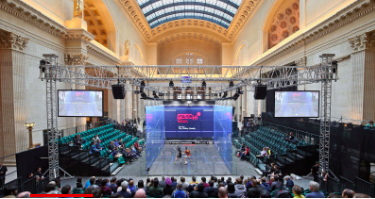 Squash comes to Union Station - Chicago Transportation Journal